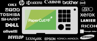 PaperCut Embedded Software | Print & Copy Control
